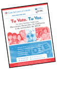 Cover pic of the Easy Voter Guide
